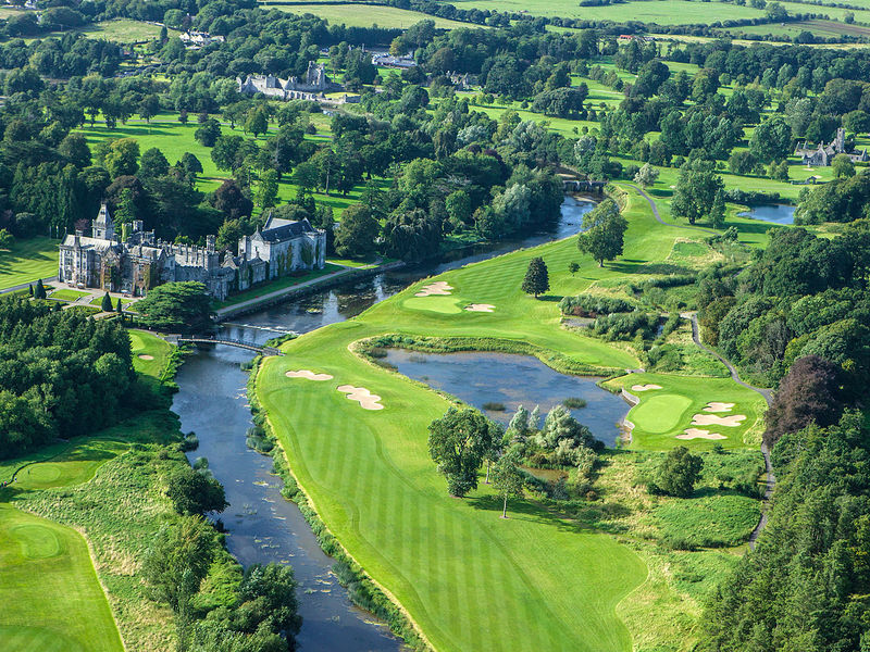 Adare Manor JP Macmanus Irish Open Venue