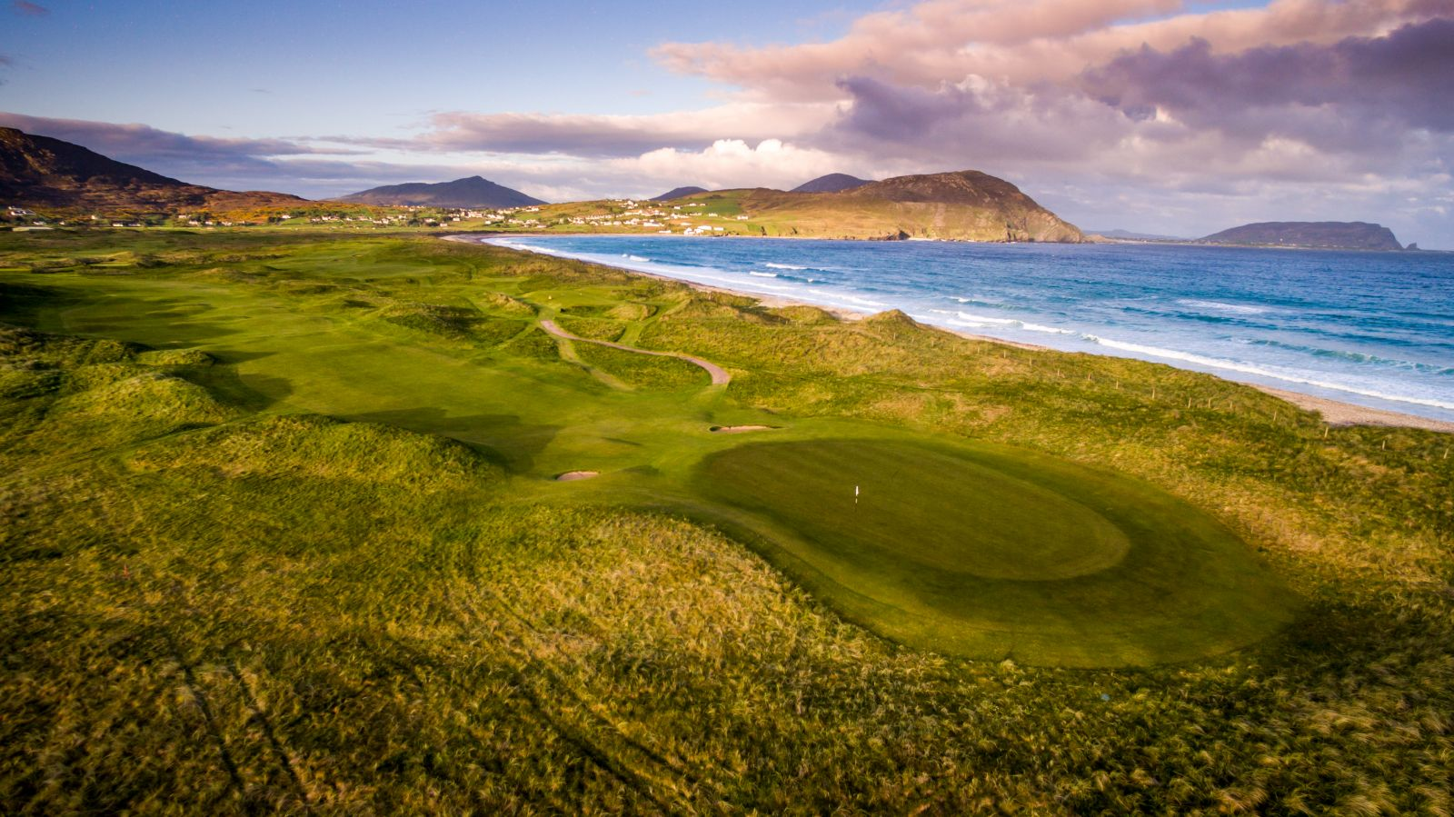 BallyLiffin Irish Open 2018
