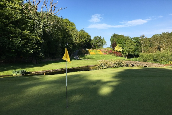 Druids Glen par 3 irish open s
