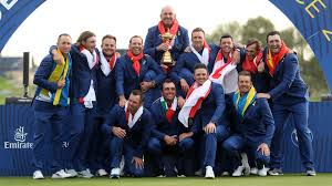 Europe Ryder Cup Le National