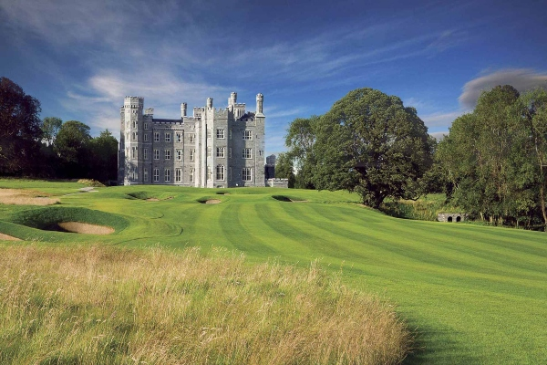Killeen Castle 18 hole Solheim Cup Ladies Irish Open b