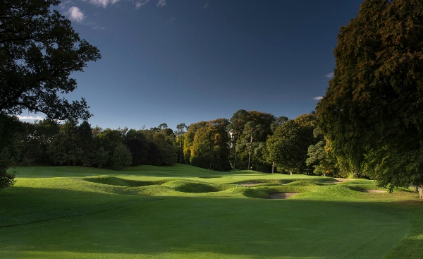 Mount Juliet 10th Hole 600x347