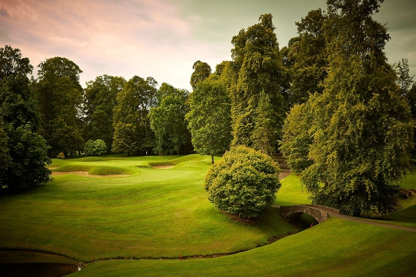 Mount Juliet 11th Hole Par 3 b 1