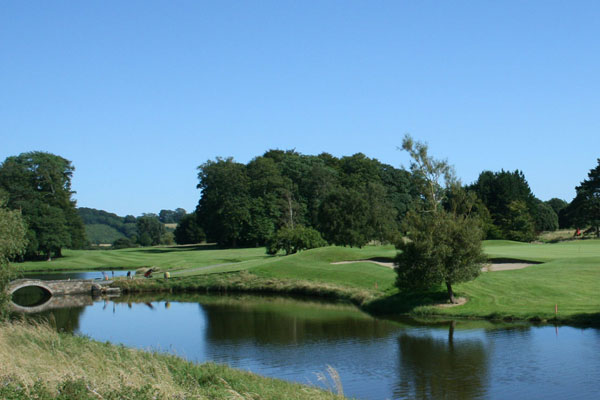 waterford castle golf club 18 rounds