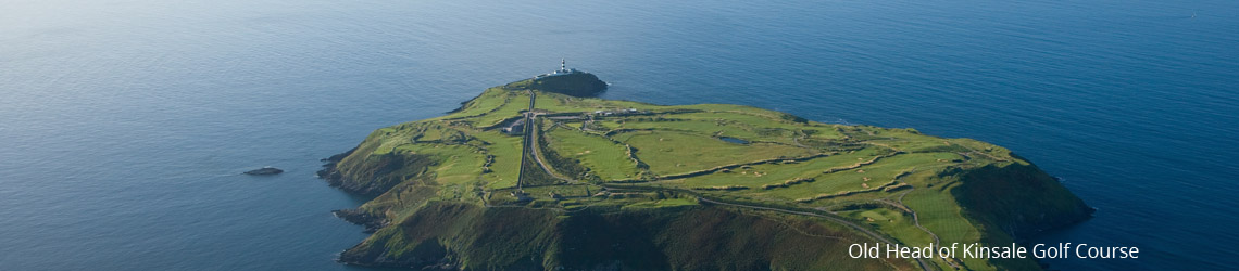 why us old head of kinsale golf course
